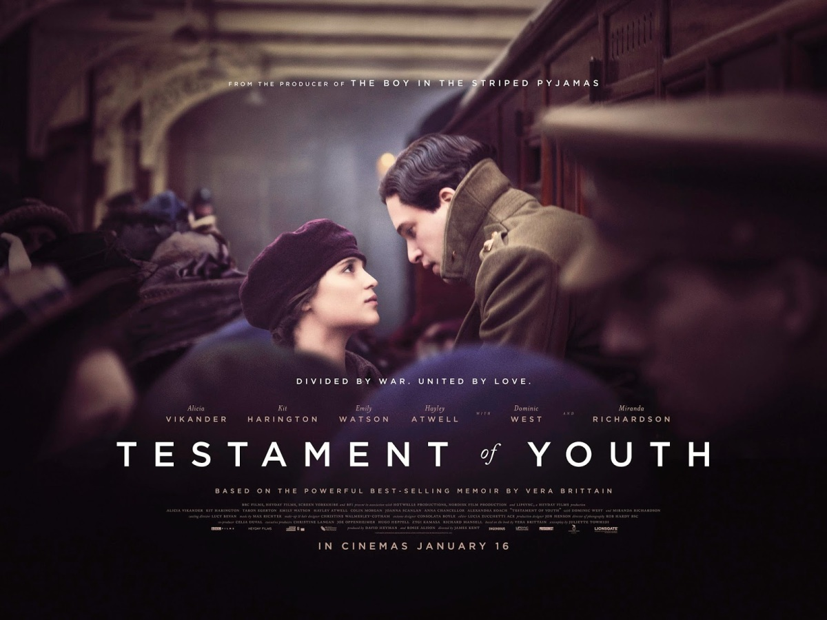 TESTAMENT OF YOUTH/GENÇLİK AHTİ