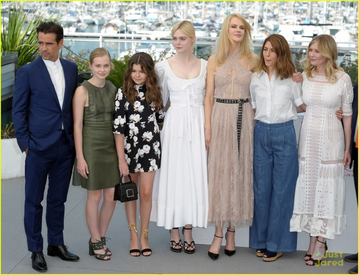 "70th Cannes Film Festival 2017, Photocall  film ""The beguiled""."