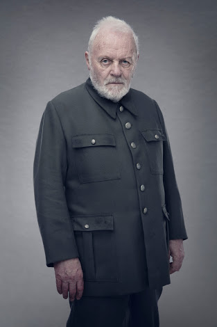 WARNING: Embargoed for publication until 00:00:01 on 22/05/2018 - Programme Name: King Lear - TX: n/a - Episode: King Lear - Generics (No. n/a) - Picture Shows: King Lear (SIR ANTHONY HOPKINS) - (C) Playground Entertainment - Photographer: Ed Miller