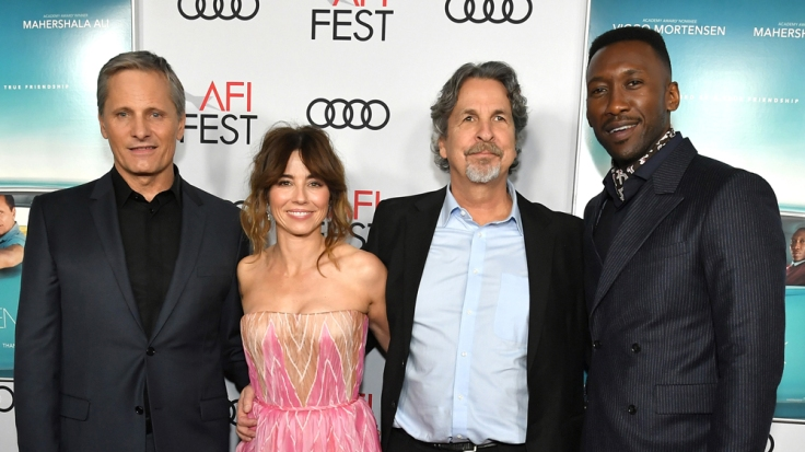 'Green Book' film screening, Arrivals, AFI Fest, Los Angeles, USA - 09 Nov 2018