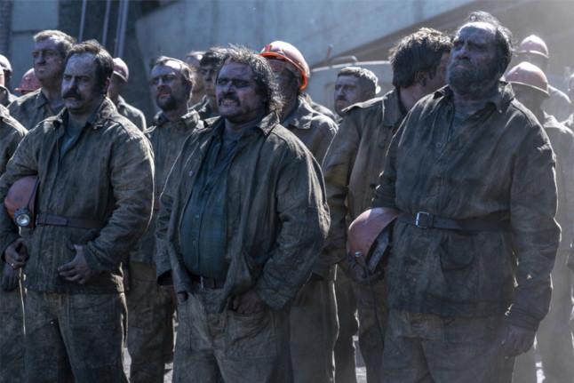 chernobyl-miners